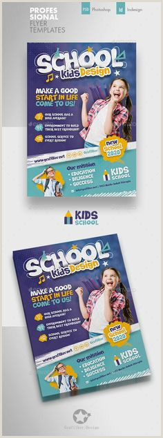 83 Best school advertising images in 2019