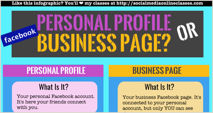 Who Can See My Page Business Page vs Personal Profile