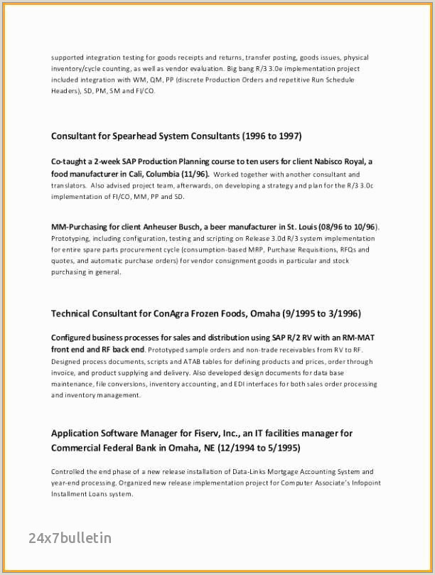 51 Concierge Cover Letter No Experience