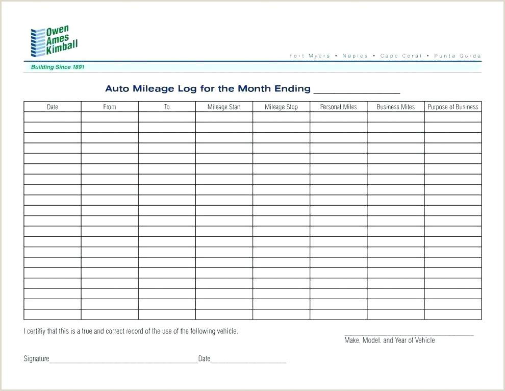 Fuel Log Excel Spreadsheet Monthly Mileage Log Sheet – Dstic