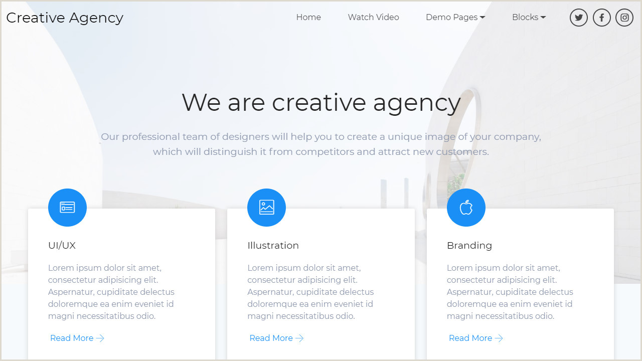30 Top Useful Business Website Templates List You Can t Miss