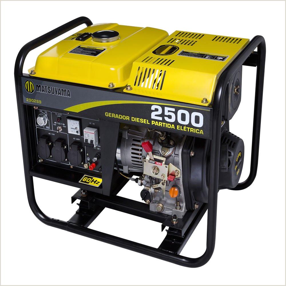 Gerador De Curriculo Simples Online Gerador  Diesel 2500w Monofásico Partida Elétrica 110 220v