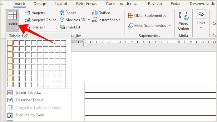 o criar um formulário preenchvel no Word