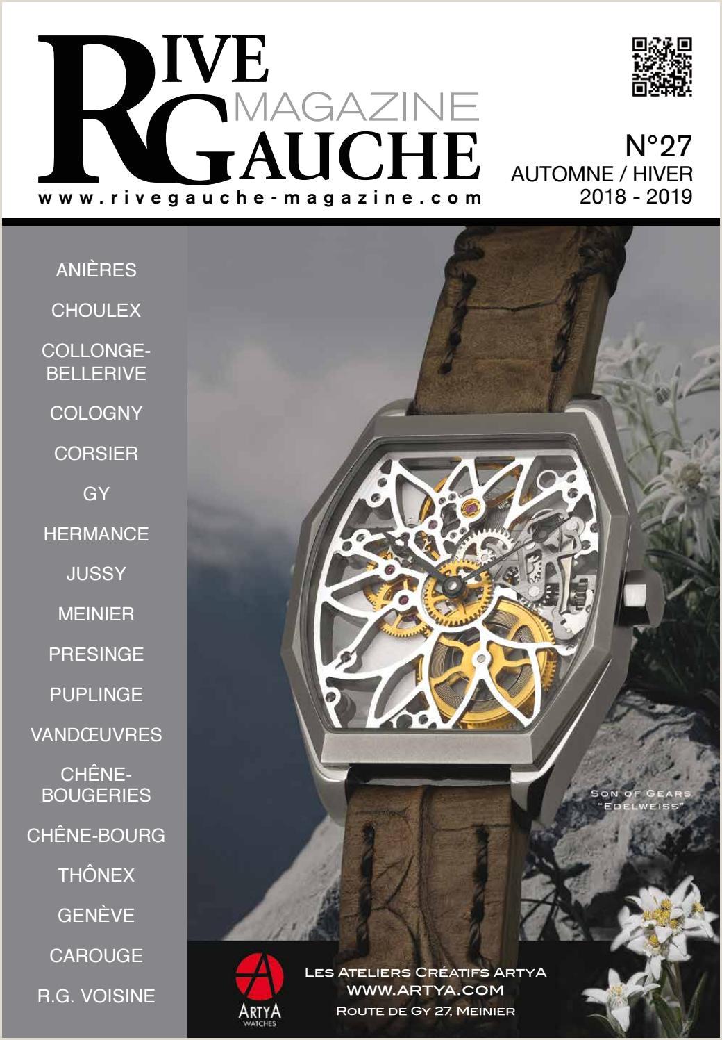 Rive Gauche Magazine n°27 by Daniel issuu