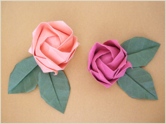 Giant Paper Rose Template Pdf 38 How to Make Paper Flower Tutorials so Pretty – Tip Junkie