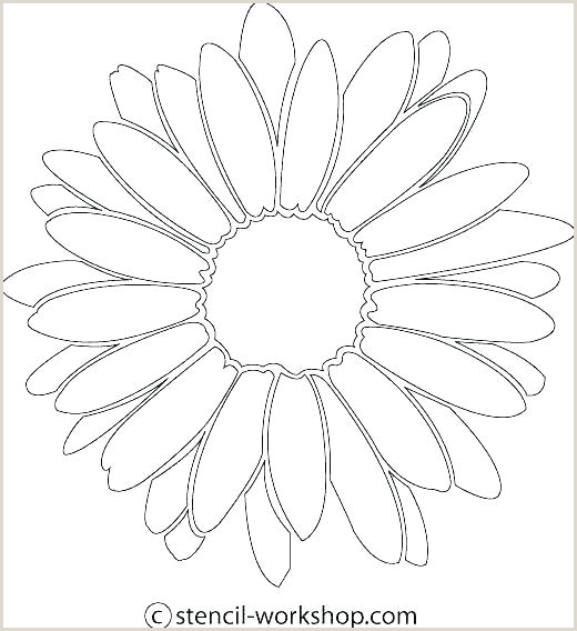 Paper Rose Template Printable Free Flower Templates line