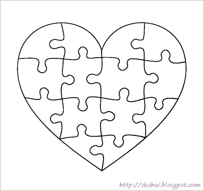 Giant Puzzle Pieces Template Giant Puzzle Template
