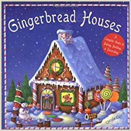 Gingerbread House Template Free Gingerbread Houses Christa Currie Amazon