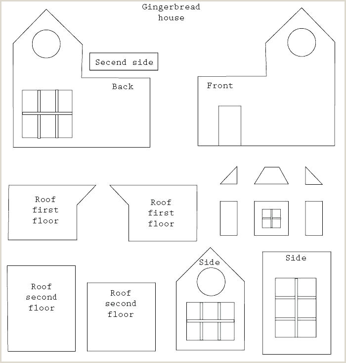 gingerbread template free printable – meltfm