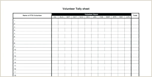 Best Sign Up List Template Unique Volunteer Calendar Excel