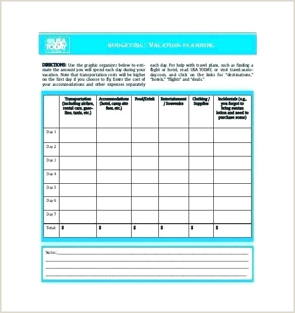 Google Sheets Travel Itinerary Template Best Travel Itinerary Template