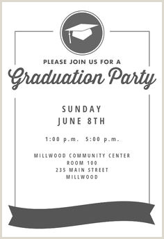 Graduation Invitations Free Online 30 Best Graduation Invitation Templates Images