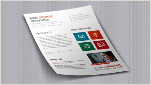 38 Business Flyer Designs PSD AI InDesign