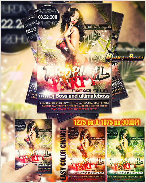 Grand Opening Flyer Psd 39 Psd Flyer Templates with Massive Look