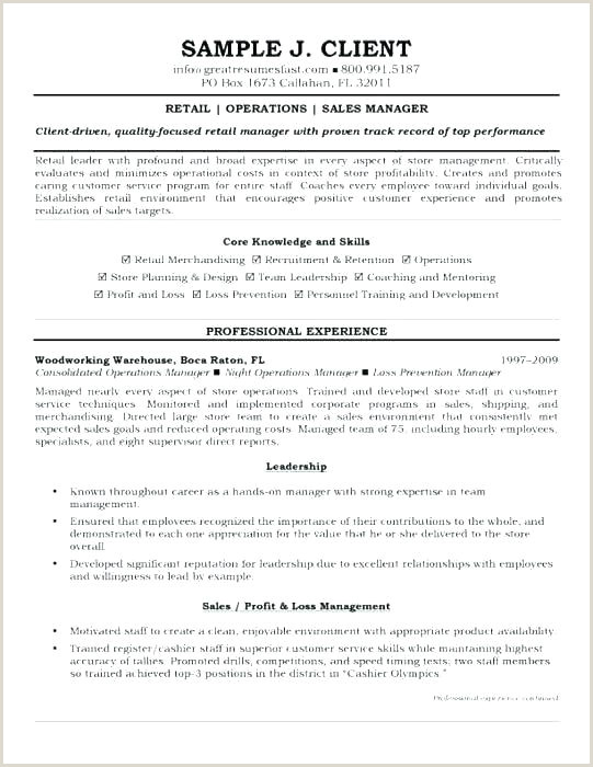 Grocery Store Manager Resume Retail Manager Skills Resume – Englishor