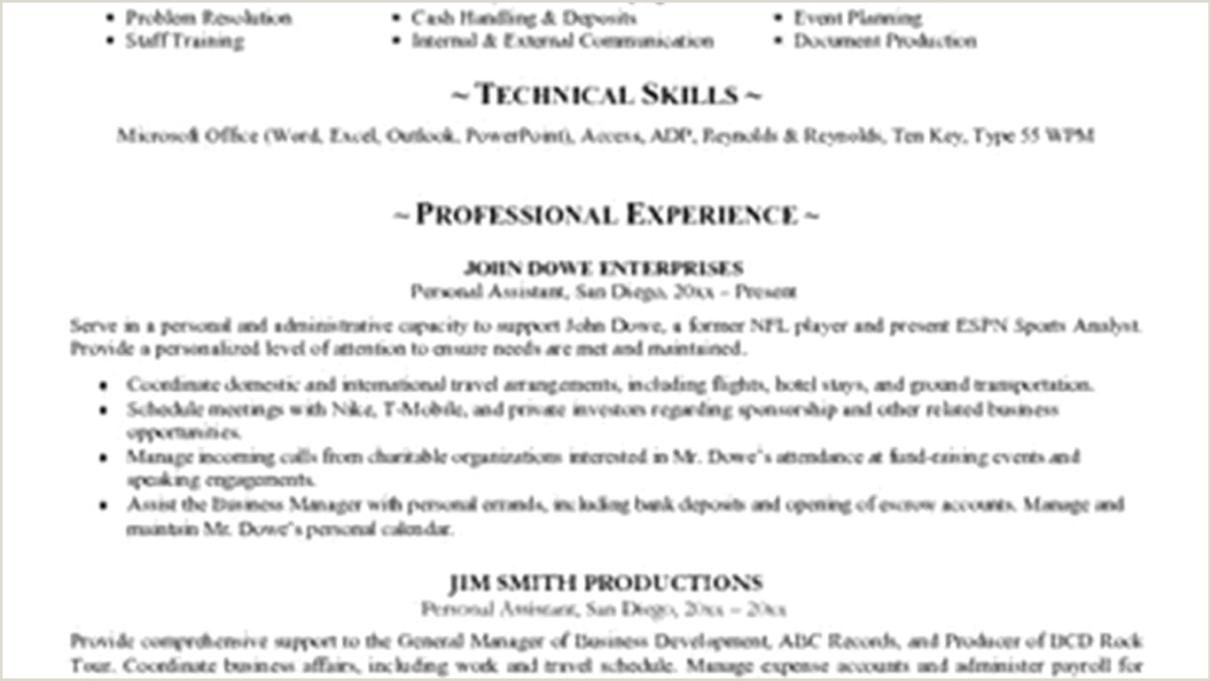 Group Fitness Instructor Resume Best Personal Trainer