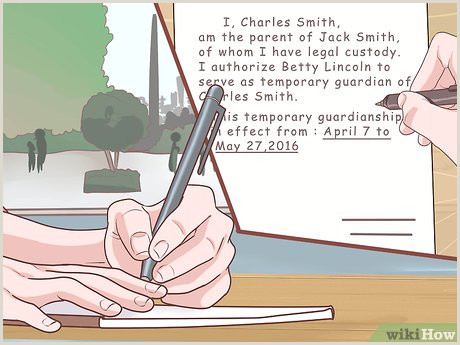 How to Write a Guardianship Letter A Step by Step Guide