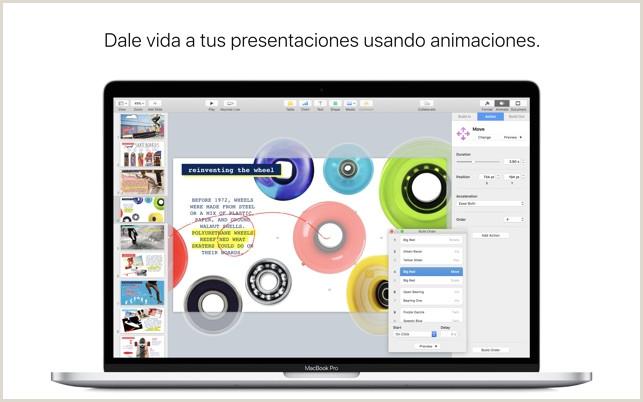 Hacer Hoja De Vida HTML Keynote En Mac App Store