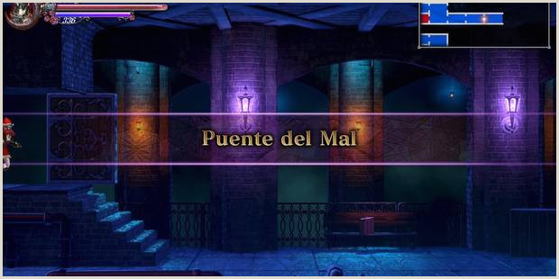 Hacer Hoja De Vida Minerva Online Puente Del Mal Al En Bloodstained Ritual Of the Night
