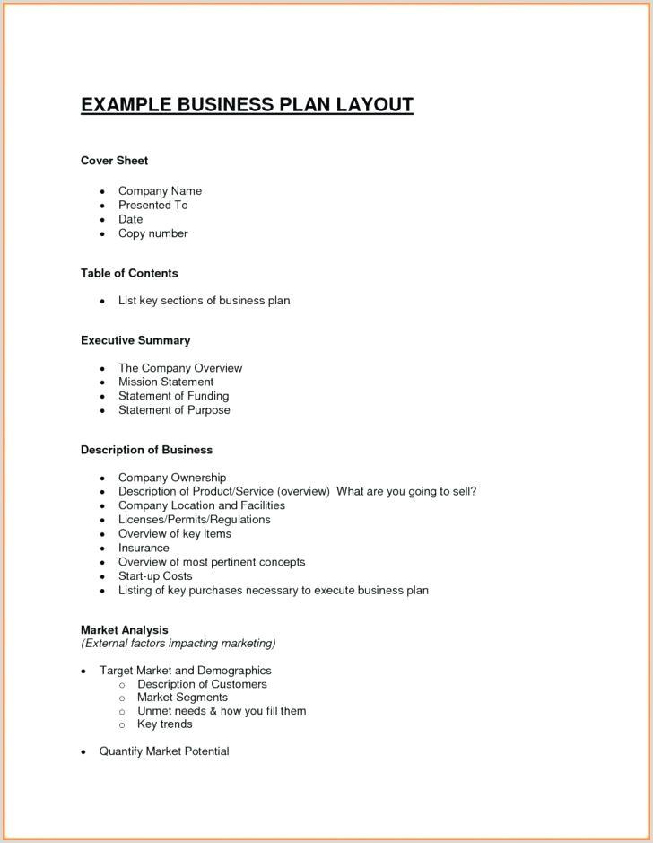 hair salon business plan template free