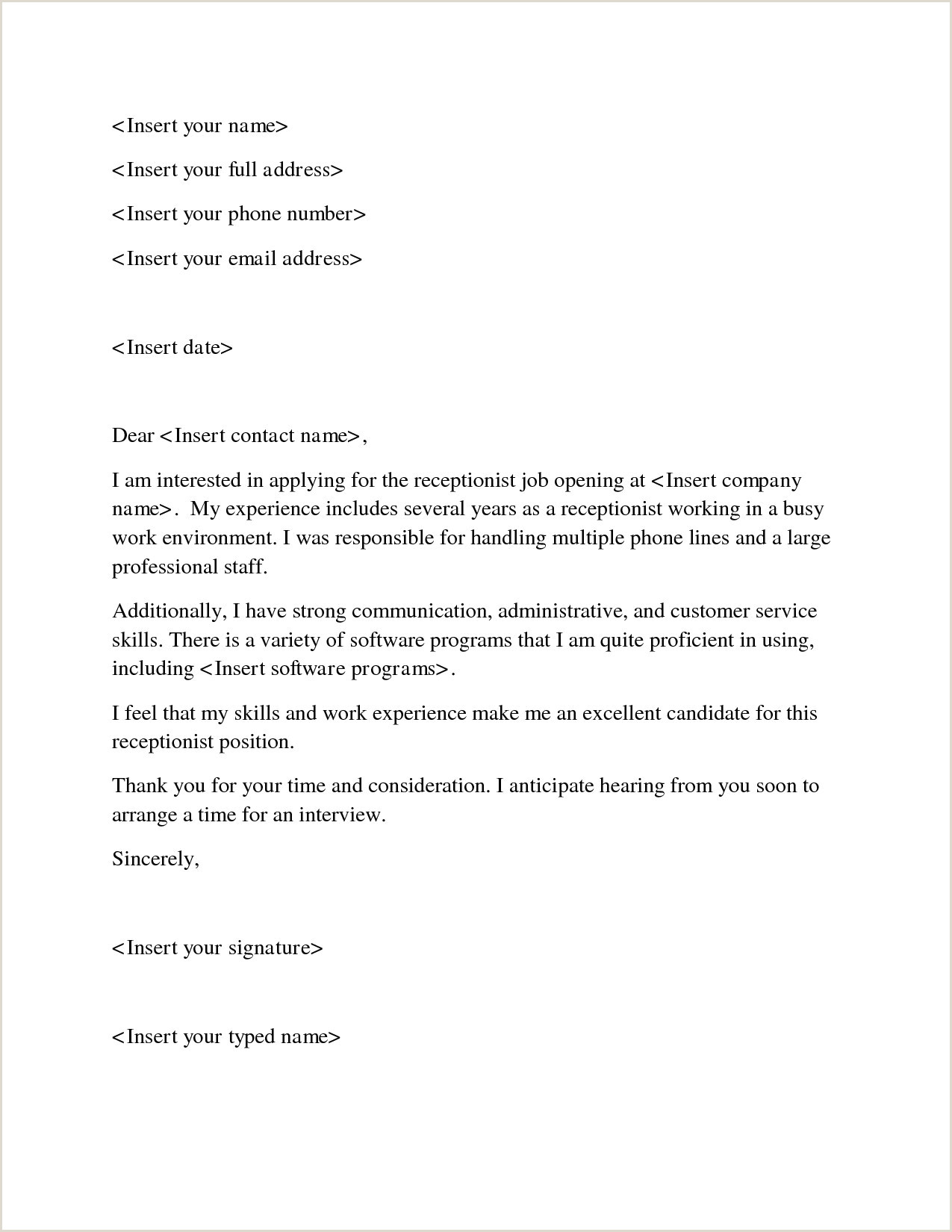 Hair Stylist Cover Letter 9 10 Cover Letter for Hairstylist