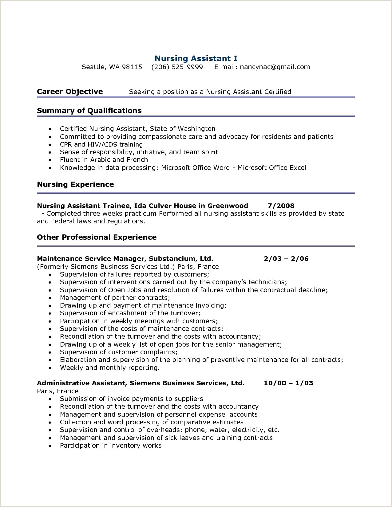 Hairstylist Resume Templates Cv Designer Gratuit Exemple Hair Stylist Resume Example