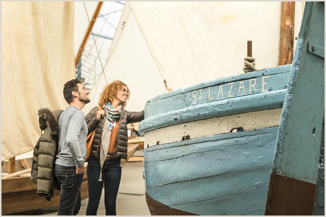 Port musée – Port musée de Douarnenez Présentation