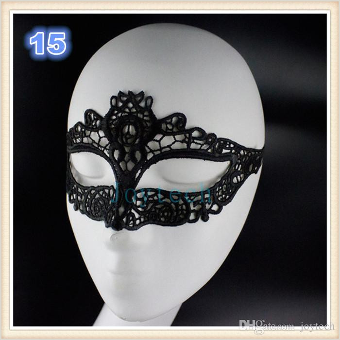 Free Shipping Party lace masks Venetian masquerade Mask Halloween Mask y Carnival Dance Mask cosplay fancy wedding t mix styles