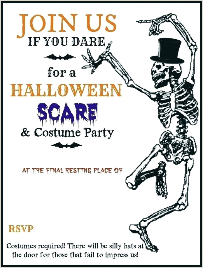 free halloween invitation templates – aimcam