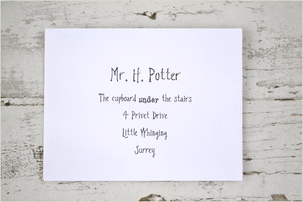 Harry Potter Envelope Template Printable Harry Potter Writing Paper Template Floss Papers