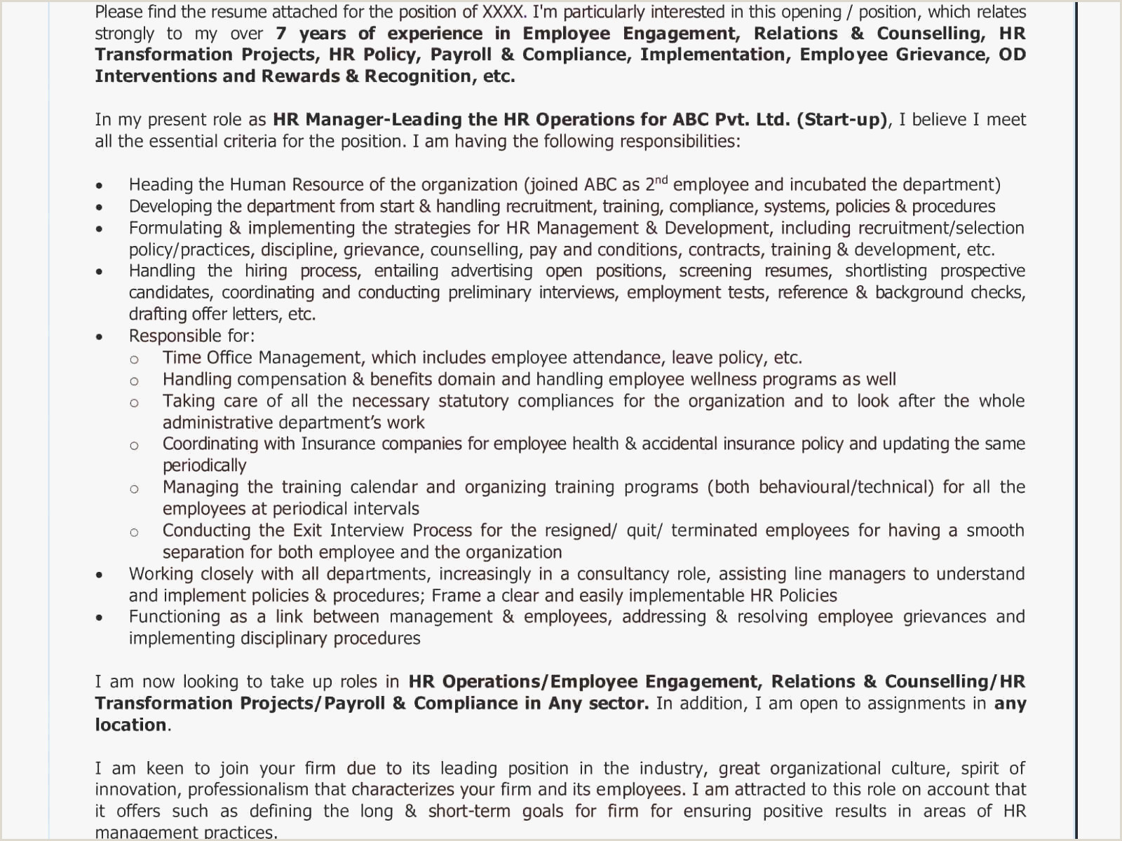 Cover Letter Examples for Healthcare Administration Best 31