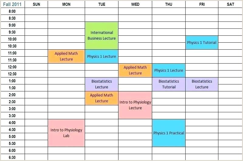 High School Master Schedule Template Excel School Schedule Template – Gotostudyfo