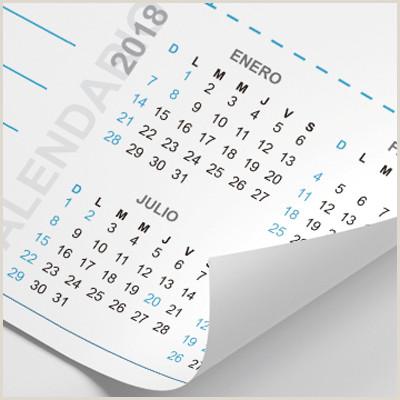 Calendarios personalizados impresos y almanaques 2018