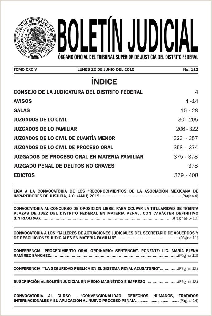Hoja De Vida Curriculum Vitae Minerva 10-00 Aviso Poder Judicial Del Distrito Federal
