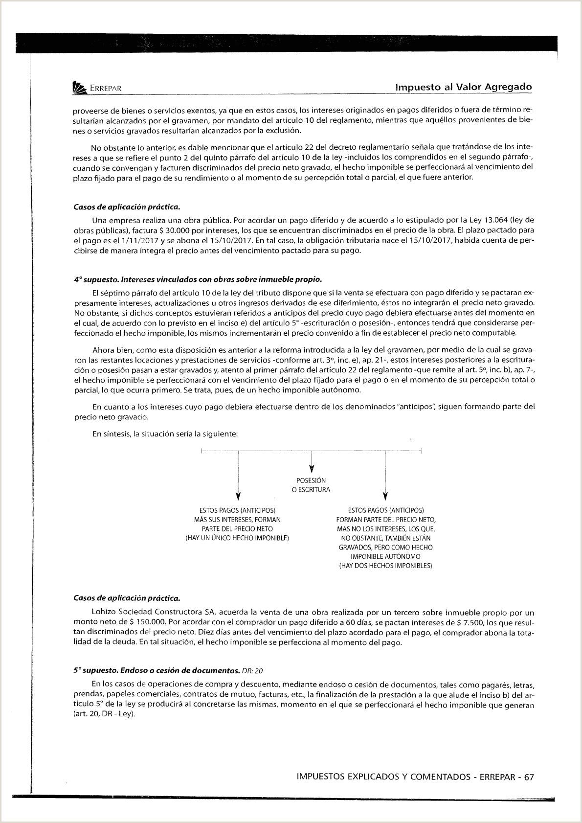 Apunte IVA ENTADA