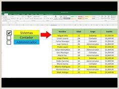 Hoja De Vida formato Unico En Excel Las 383 Mejores Imágenes De Excel En 2019