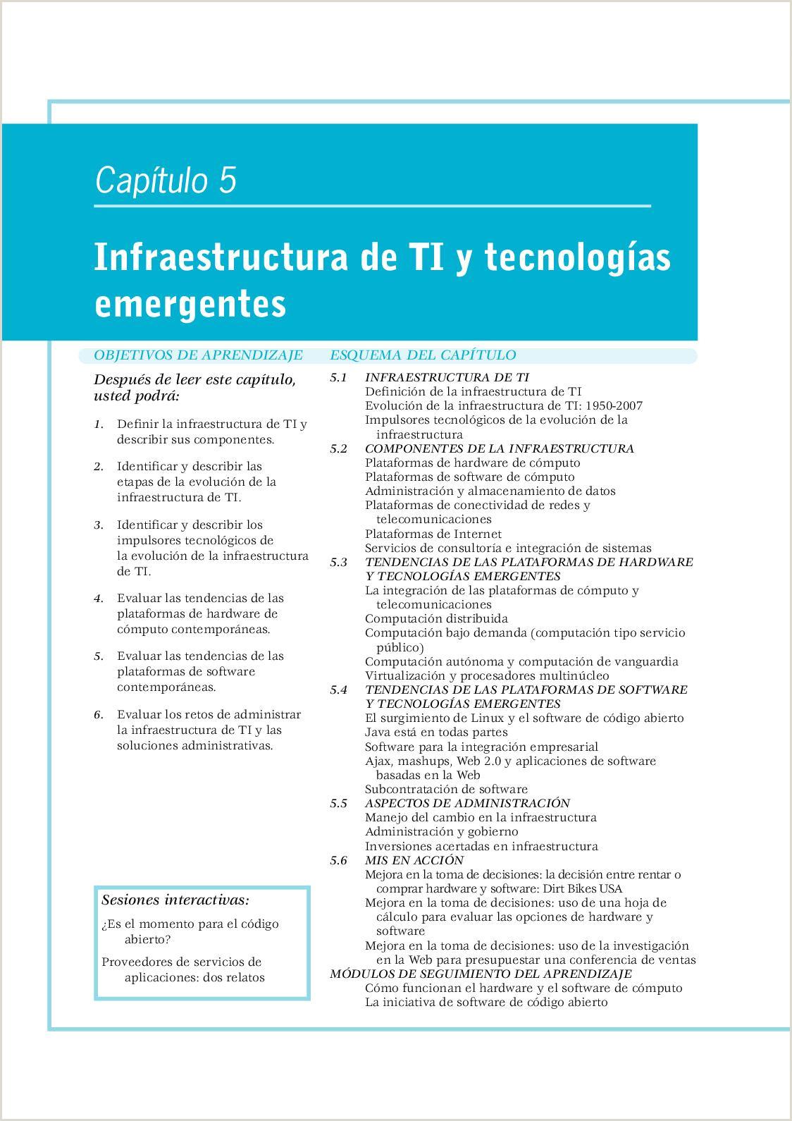 Calaméo Infraestructura De Ti