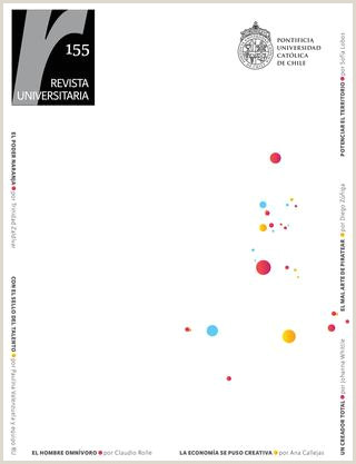 RU Nº155 by Publicaciones UC issuu