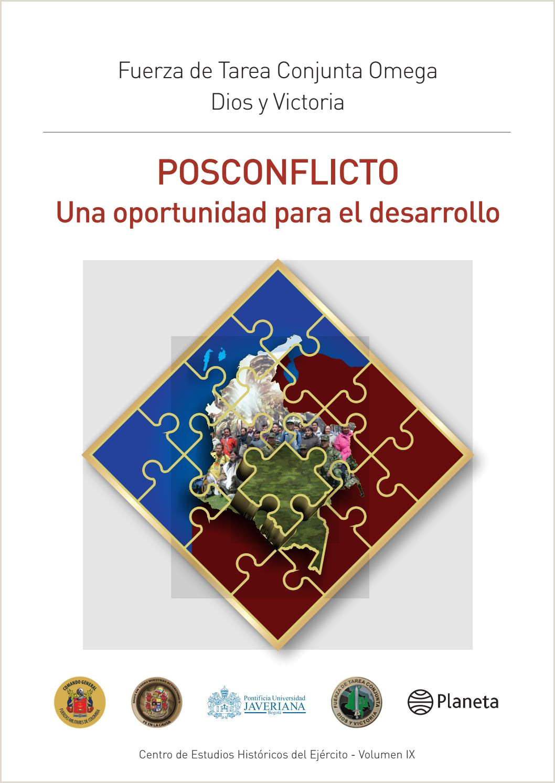 "Fuerza de Tarea Conjunta OMEGA ""Futco"" posconflicto"
