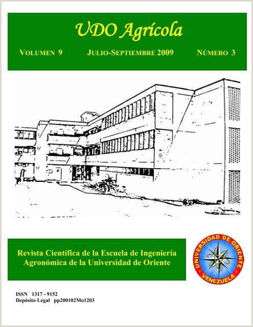 Download all Papers PDF UDO Agrƒcola