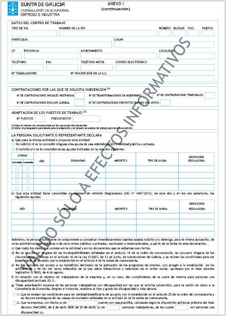 Hoja De Vida formato Unico Persona Juridica Descargar orden Del Dog Nº 117 De 2017 6 21 Xunta De Galicia