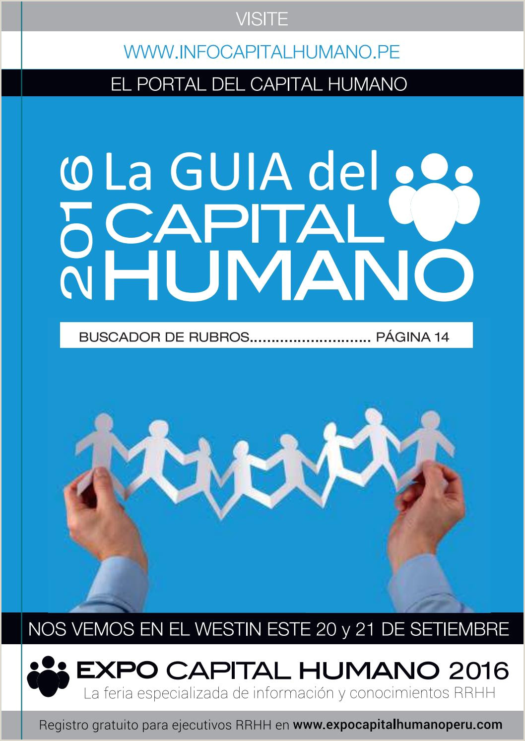 Hoja De Vida formato Unico Peru Gu­a Del Capital Humano 2016 by Md Group issuu