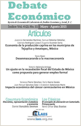 Debate Econ³mico No 11 by LAES MEXICO issuu