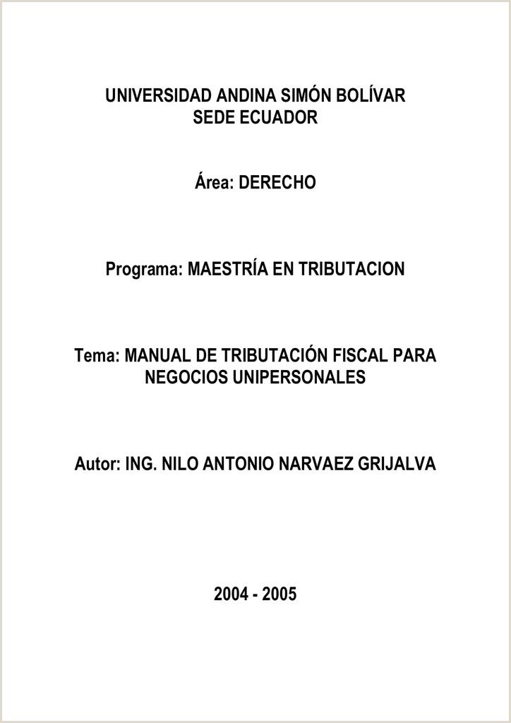 Hoja De Vida formato Unico Y Declaracion Juramentada De Bienes Y Rentas T417 Mt Narváez Manual De Tributaci³n Fiscal Para Negocios