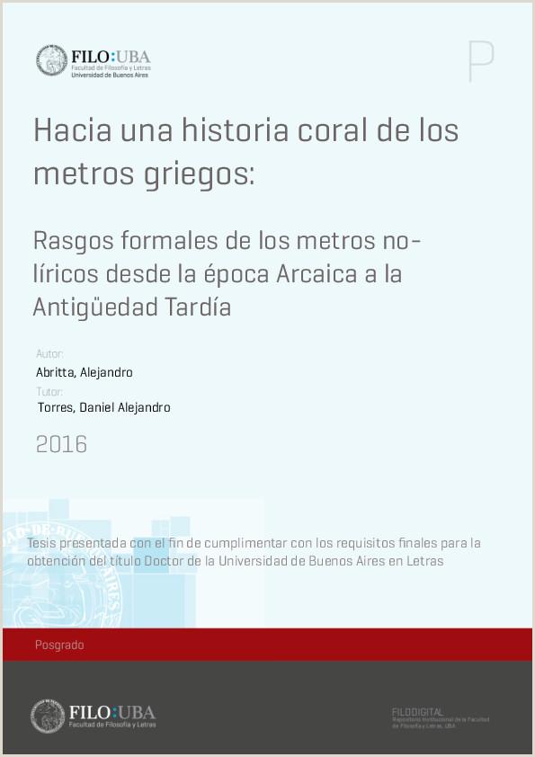 Hoja De Vida Minerva 10-00 Para Descargar Gratis Pdf Hacia Una Historia Coral De Los Metros Griegos Rasgos