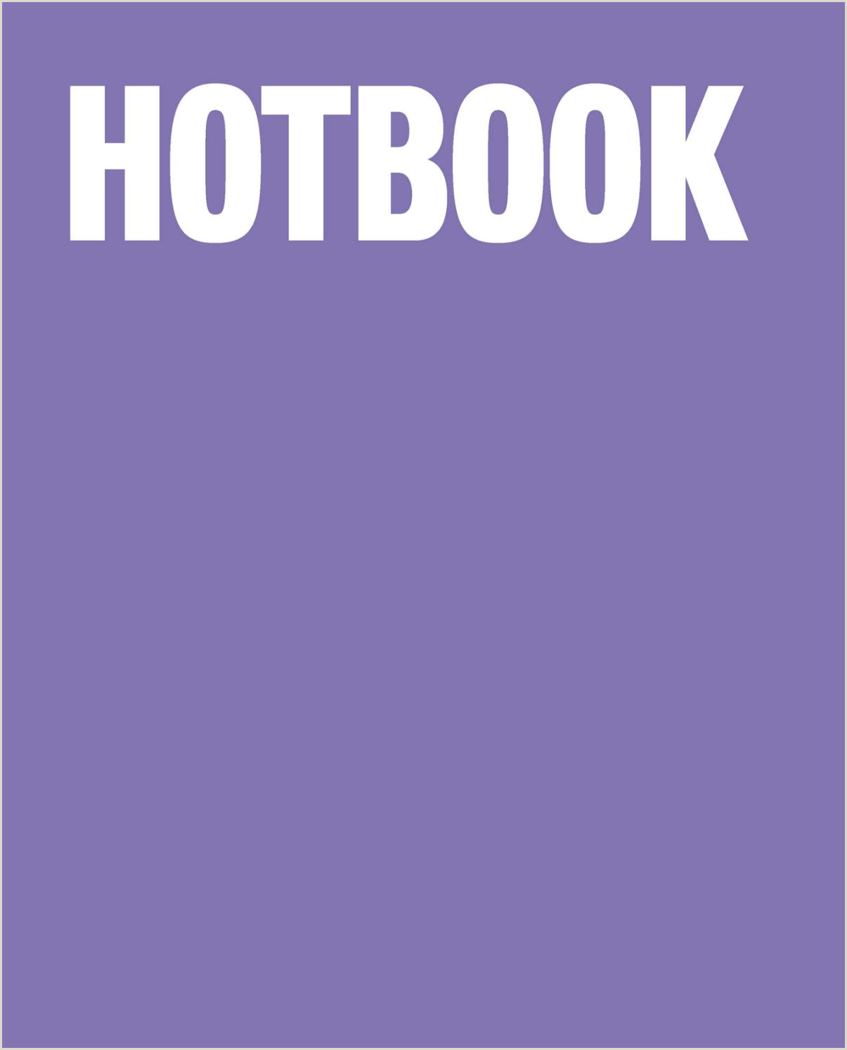 HOTBOOK 006 by HOTBOOK issuu