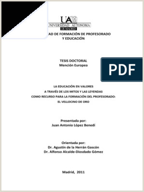 Hoja De Vida Minerva 1003 Actualizada Lopez Benedi Juan Antonio Pdf