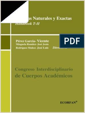 Ciencias Naturales y Exactas Handbook T II pdf