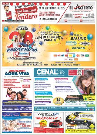 Tulua 1060 22 de septiembre 2017 by El Acierto issuu