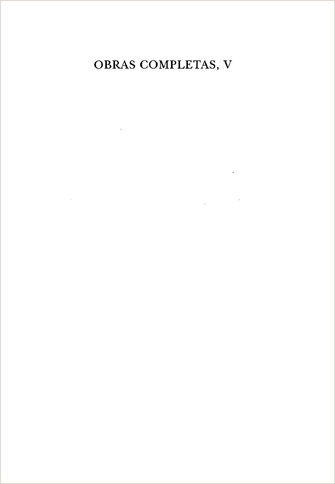Miguel de Unamuno Obras pletas Tomo 5